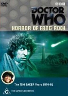 Doctor Who Horror of Fang Rock (Tom Baker) New DVD R4 Dr. Who Sci Fi
