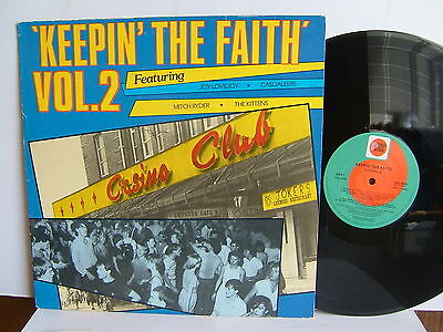 Keepin' The Faith Vol. 2  PRC 5563  UK LP 1stP 1984  Ila Van Jimmy Breedlove