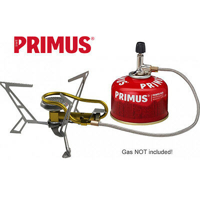 Primus EXPRESS SPIDER LIGHTWEIGHT GAS STOVE Performance System for 1 - 4 Person