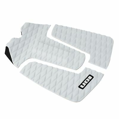 ION Footpad Deck Grip 3-tlg Weiss Surfboard Wellenreiter Kiteboard Pad