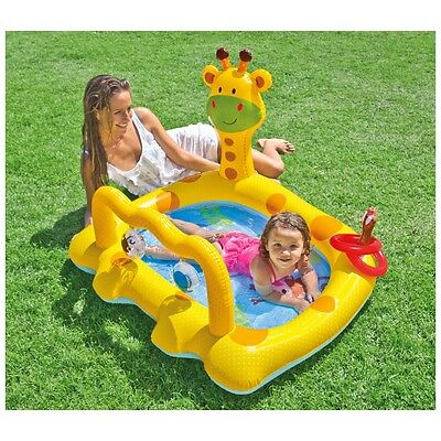 Intex BabyPool 57105NP Smiley Giraffe
