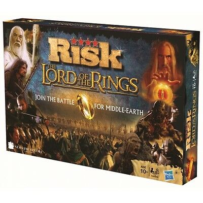 Lord of The Rings Risk - Brand New!