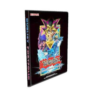 Yu-Gi-Oh! Konami Dark Side of Dimensions Portfolio Binder - Brand New!