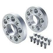 BMW Hubcentric 25mm wheel spacer kit & Bolts 5x120 PCD 72.6 C/B