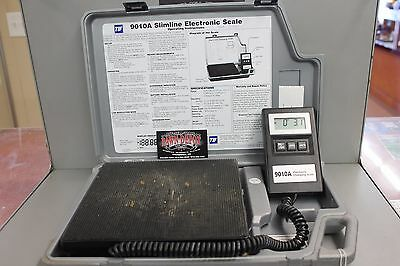 Robinair TIF Slimline Refrigerant Electronic Charging/Recover Scale TIF9010A