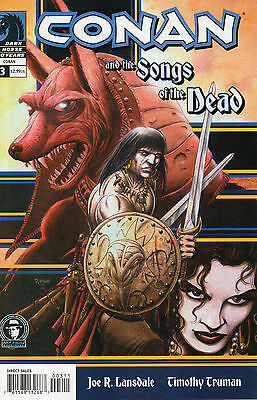 Conan And The Songs Of The Dead #3 (NM)`06 Lansdale/ Truman