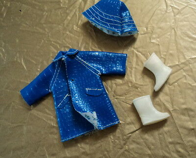 #3601  Tutti Puddle Jumpers Outfit Very Nice Complete ~~
