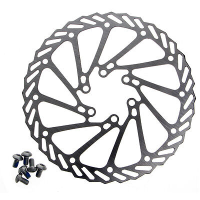 160mm MTB Mountain Bike Bicycle Mechanical Disc Brake Rotor With 6 Bolts For G3