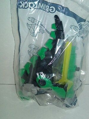 mcdonalds happy meal toy transformers robots in disguise grimlock