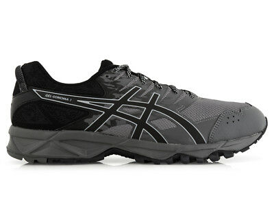 ASICS Men's Extra Wide Fit 4E GEL-Sonoma 3 Shoe - Carbon/Black/Midgrey