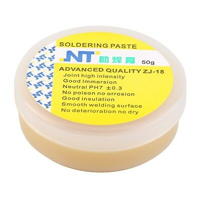 50g Rosin Soldering Flux Paste Solder Welding Grease Cream for Phone PCB L^