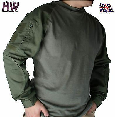Airsoft Emerson Operator Combat Training Shirt Ubacs Od Green Medium Uk