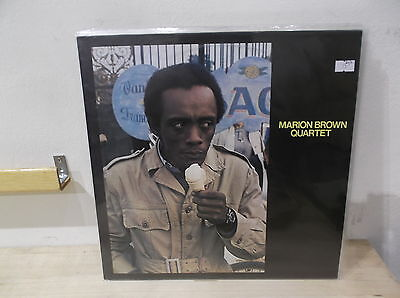MARION BROWN QUARTET Same LP EX/M- ITALIA