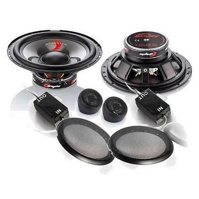 Dragster DSB 5 kit a 2 vie WF 13 cm. crossover e tweeter completo di griglie