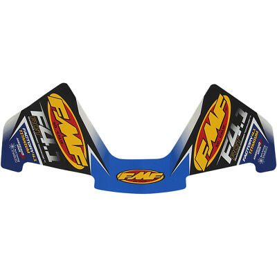 FMF Racing MX Exhaust 1860-0829 DECAL FACTORY TI4.1RCT REPLACEMENT DECAL 014819