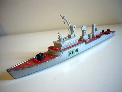 Matchbox Sea Kings: Frigate, very good condition, made in England