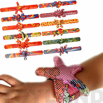 Animal Wrist Snap Bracelet Boys Girls Toy Prizes Favor Birthday Party Bag Filler