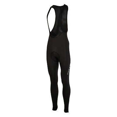 Castelli Nanoflex 2 Men's Cycling Bib Tights Black Small