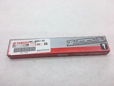 New Yamaha Outboard Anode 6H1-45251-03