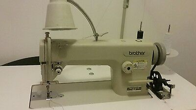 Industrial Sewing Machine Brother DB2-B755-3A Great used condition.