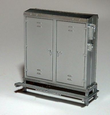 RAILROAD SIGNAL CONTROLLER BOX  1:43 O scale  On30 On3