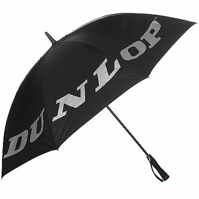 """Dunlop Golf Umbrella 64"""" Double Canopy Design Weather Protection Accessories"""
