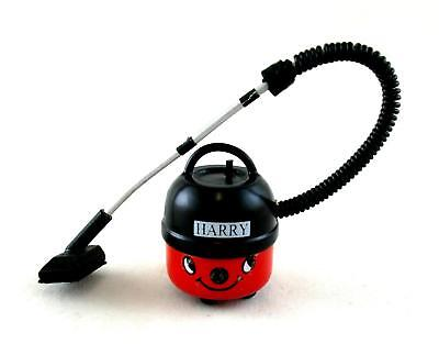 Dolls House Miniature 1:12 Scale Accessory Modern Harry Hoover Vacuum Cleaner