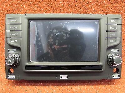 3G0919605D Original Discover Media Bedieneinheit Touch-Screen VW Passat B8 Neu *