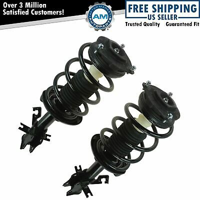 Front Complete Loaded Strut & Spring Assembly Pair LH & RH 2pc for Sentra New