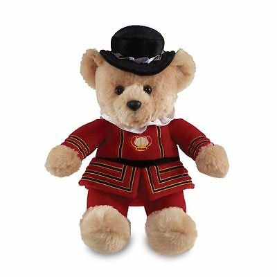Traditional 12 Inch Beefeater Bear Soft Plush for All Ages