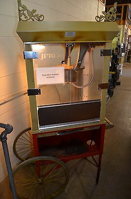 Gold Medal Products Co. Popcorn Stand, PSU