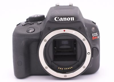 Canon EOS Rebel SL1 / EOS 100D 18.0 MP Digital SLR Camera - Shutter Count: 257