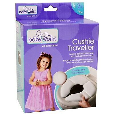 Cushie Traveller - Padded Potty Seat