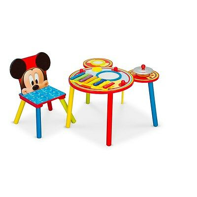 Disney Mickey Mouse Musical Table and Chair