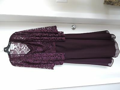Plus Size Mother of the Bride Dress Size 18/20