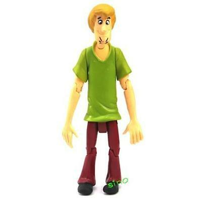 Scooby Doo Shaggy Action Figure Children  movie toys L601