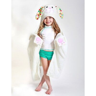 Zoocchini Toddler Towel - Bella the Bunny
