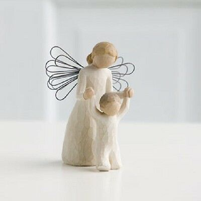 Willow Tree The Guardian Angel with Baby Child Figurine by Susan Lordi 26034 New