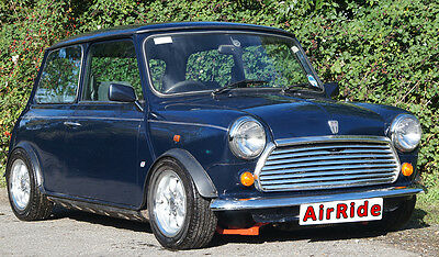 Classic Mini Air Suspension conversion AirRide air ride lift drop suspension kit