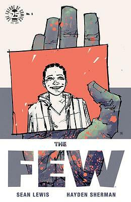 The Few #5A, Near Mint 9.4, 1st Print, 2017, Unlimited Shipping Same Cost