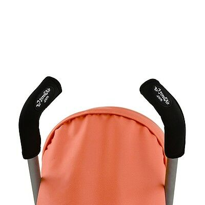 "StrollAir Set of two 9"" Stroller Handle Sleeves  / Grip Bar Covers"