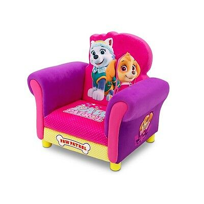 PAW Patrol - Skye & Everest - Deluxe Upholstered Chair