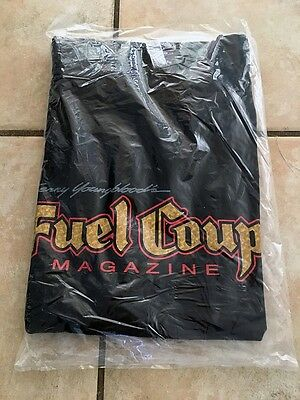 Kenny Youngblood Fuel Coupe Magazine T Shirt Tee Shirt Adult Xl Xlarge