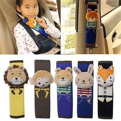 1pc Baby Kids Stroller Car Seat Safety Strap Cover Pad Cushion Shoulder Holder Q