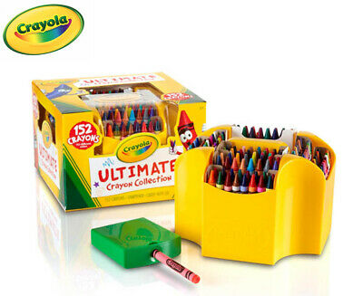 Crayola Ultimate Crayon Collection 152-Pack - Multi