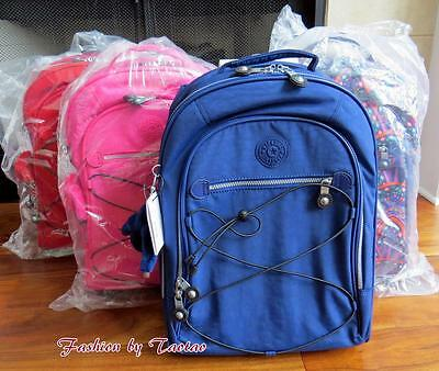 New with Tag Kipling Sausalito 18' Rolling Wheeled Backpack Carry-on