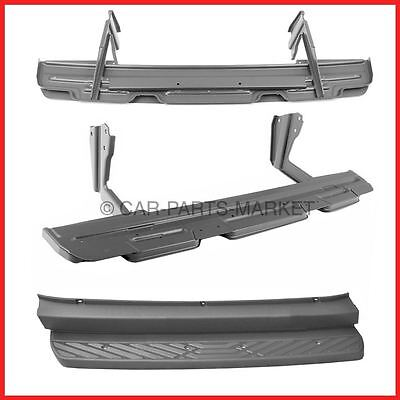 Mercedes Sprinter Crafter 06-13 Rear Bumper Metal foot Step with Plastic Cover