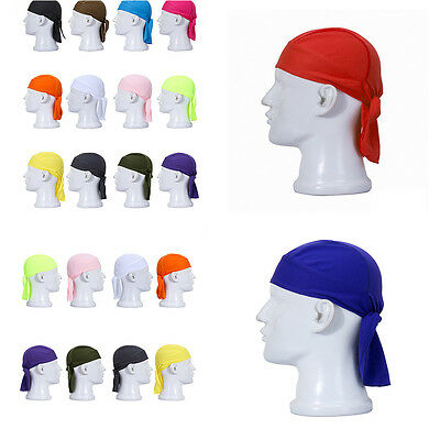 2017 New Sport Men Bike Bicycle Cycling cap Bandana Hat Pirate Head Hat Headband