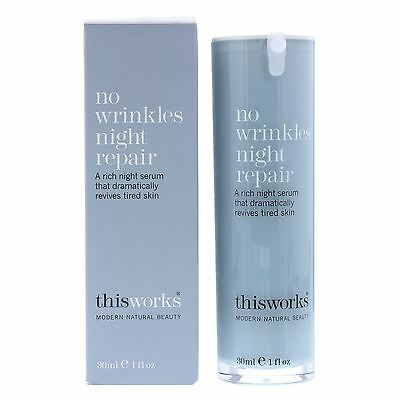 This Works No Wrinkles Night Repair 30ml Modern Natural Beauty