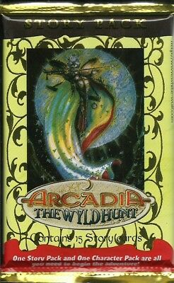 Arcadia Ccg - Arcadia The Wylde Hunt Story Pack
